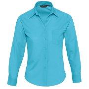 Рубашка женская EXECUTIVE 105 Бирюзовый